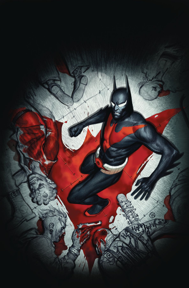 Batman Beyond Vol. 4: Target Batman
