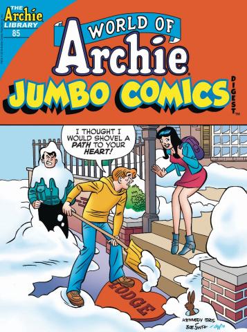 World of Archie Jumbo Comics Digest #85