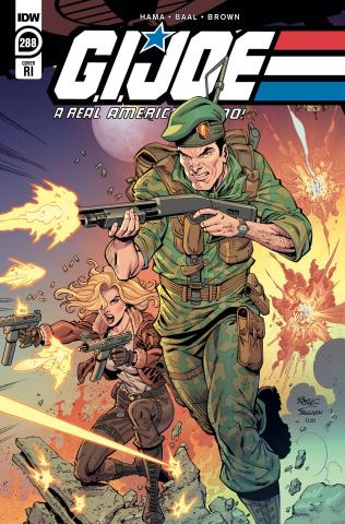 G.I. Joe: A Real American Hero #288 (10 Copy Royle Cover)