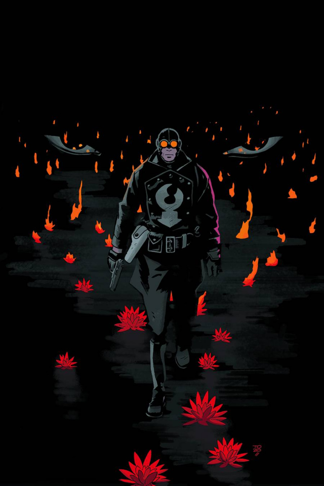 Lobster Johnson: The Scent of the Lotus #2