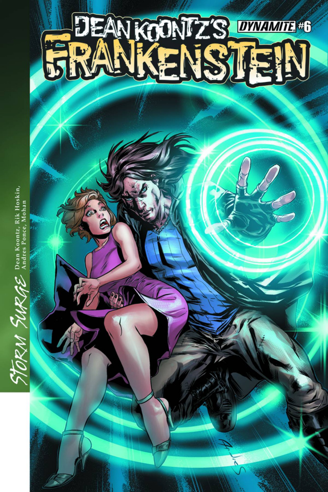 Frankenstein: Storm Surge #6