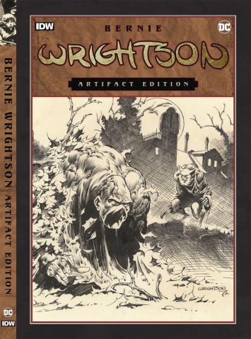 Bernie Wrightson: Artifact Edition