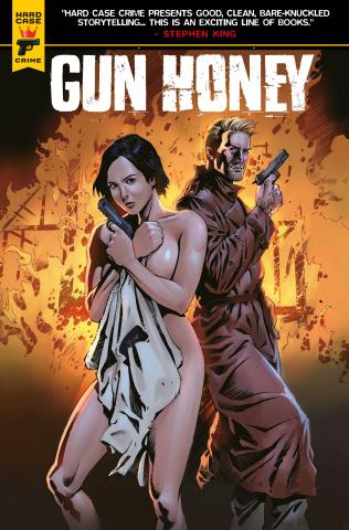 Gun Honey #4 (Hor Kheng Cover)