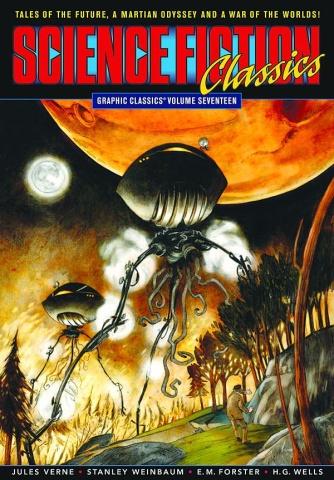 Graphic Classics Vol. 17: Science Fiction Classics