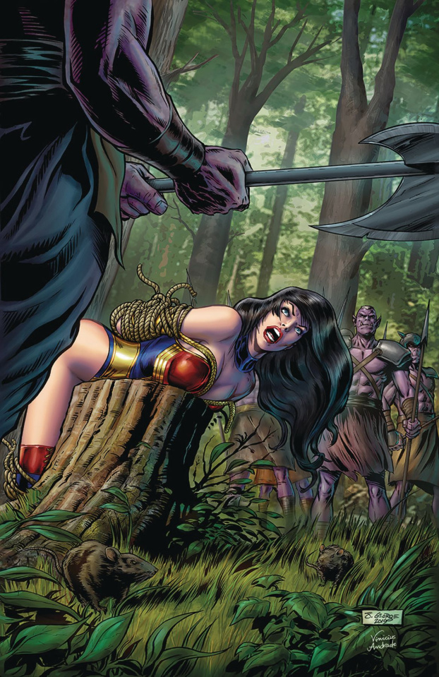 Grimm Fairy Tales #31 (George Cover)