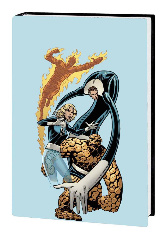 Fantastic Four by John Byrne Vol. 2 (Omnibus)