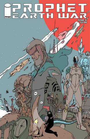 Prophet: Earth War #6