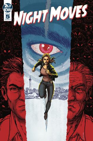 Night Moves #5 (Burnham Cover)