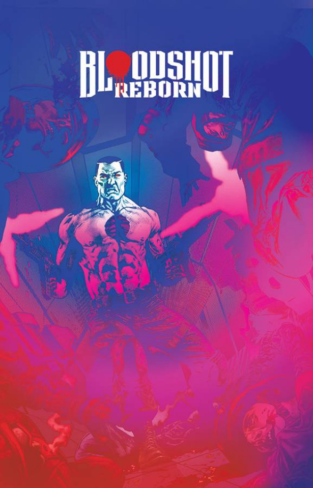 Bloodshot: Reborn #1 (10 Copy Cover)
