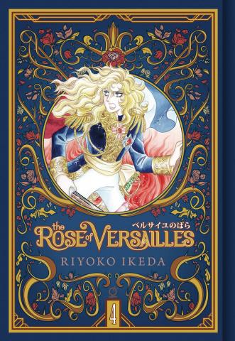 The Rose of Versailles Vol. 4