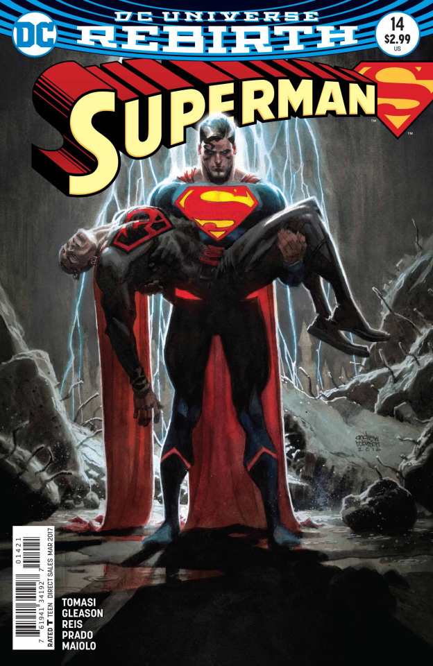 Superman #14 (Variant Cover)