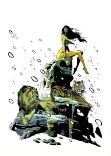 Comic Book Legal Defense Fund #5 (Liberty Annual 2012)