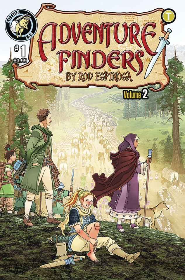 Adventure Finders: The Edge of Empire #1
