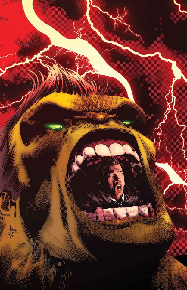 The Incredible Hulk #715