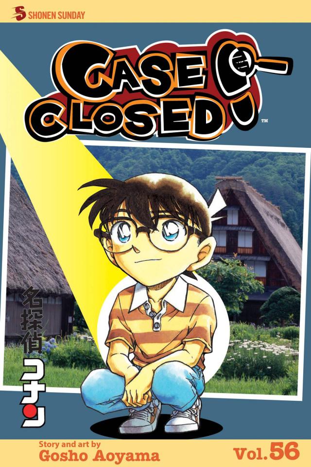Case Closed Vol. 56