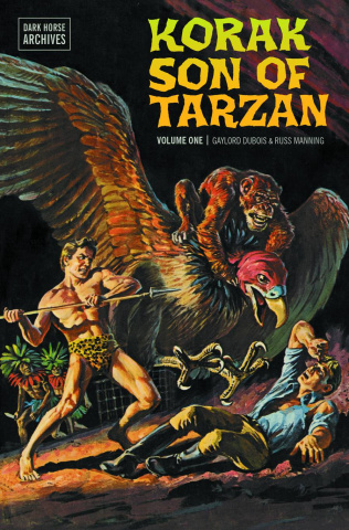 Korak: Son of Tarzan Archives Vol. 1