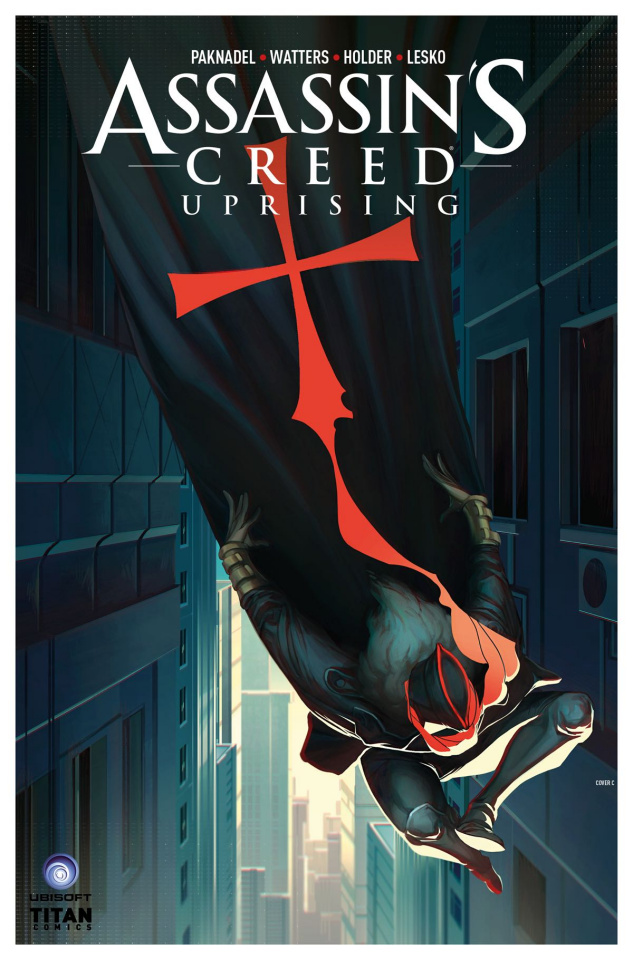 Assassin's Creed: Uprising #7 (Glass Cover)