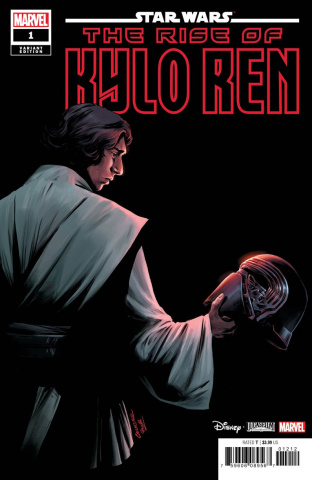 Star Wars: The Rise of Kylo Ren #1 (Carnero Cover)