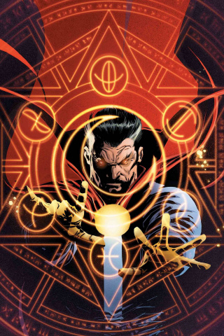 The Defenders: Doctor Strange #1