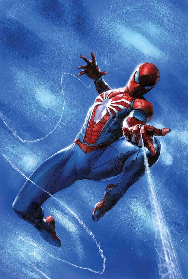 Spider-Man: Velocity #1 (Dell'otto Cover)