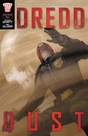 Dredd: Dust #2