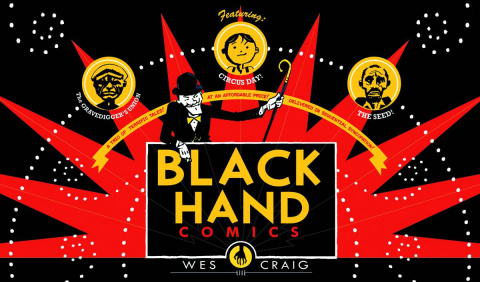 Black Hand Comics