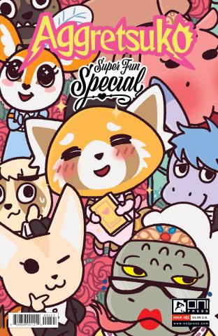 Aggretsuko #1: Super Fun Special (Stern Cover)