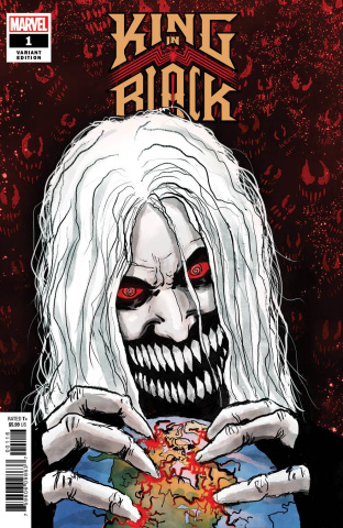 King in Black #1 (Donny Cates Cover)