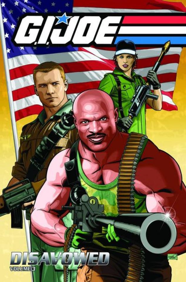 G.I. Joe: Disavowed Vol. 3