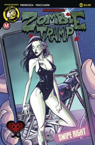 Zombie Tramp #45 (Maccagni Cover)