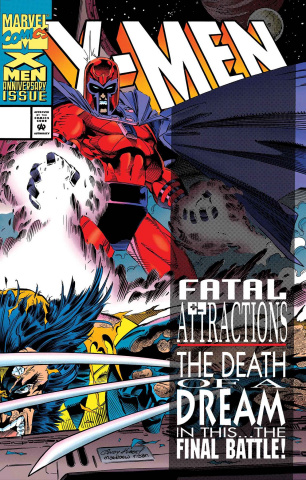 Wolverine: Fatal Attractions #1 (True Believers)