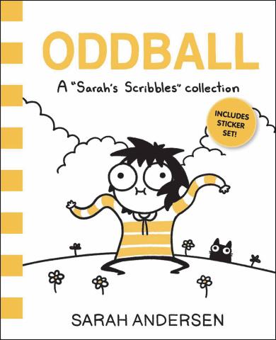 "Oddball: A ""Sarah's Scribbles"" Collection"