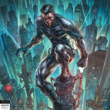 Nightwing #72 (Alan Quah Cover)