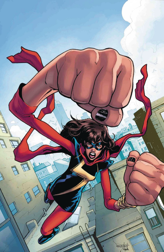 Ms. Marvel #33