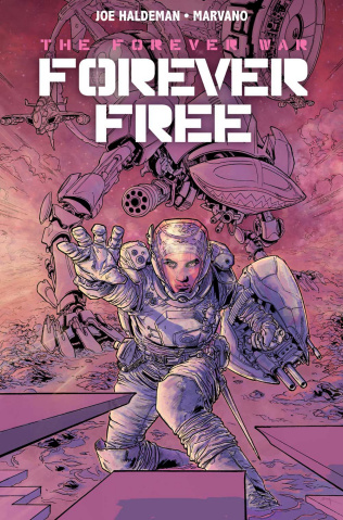 Forever Free #1 (Kurth Cover)