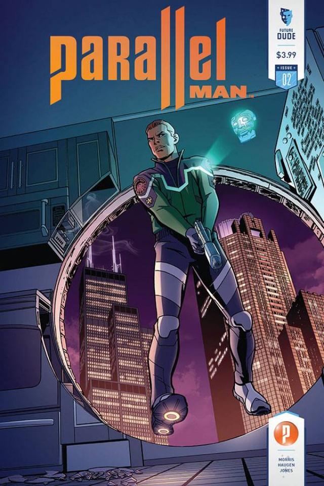 Parallel Man #2