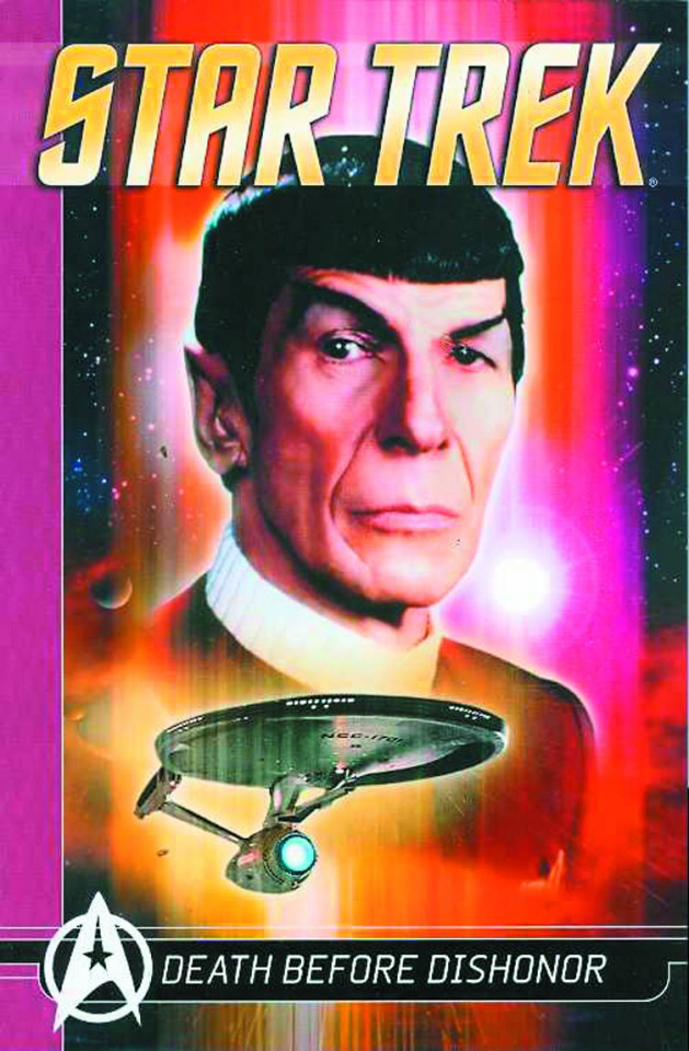 Star Trek Comics Classics Vol. 2: Death Before Dishonor