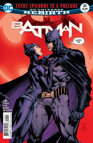 Batman #24 (2nd Printing)