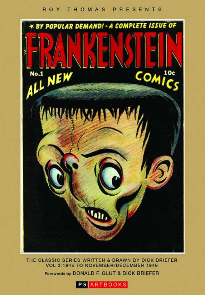 Briefer: Frankenstein Vol. 3: 1945-1946