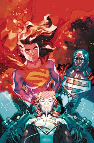 Superwoman #8