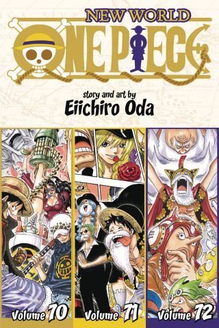 One Piece Vol. 24 (3-in-1 Edition)