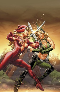 Grimm Fairy Tales: Realm War #11 (Igle Cover)