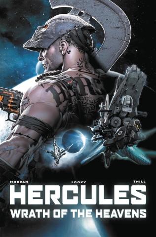 Hercules: Wrath of the Heavens #1 (Looky Cover)