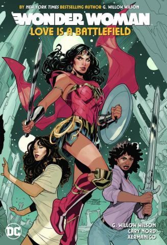 Wonder Woman Vol. 2: Love Is A Battlefield