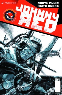 Johnny Red #1 (Page Cover)