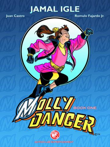 Molly Danger Book 1