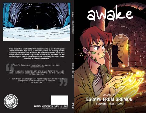 Awake Vol. 2: Escape From Gremon