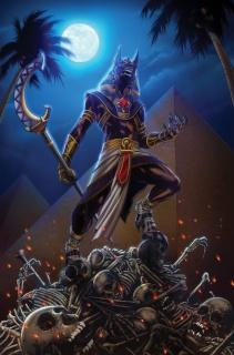 E.V.I.L. Heroes #1 (Riveiro Cover)