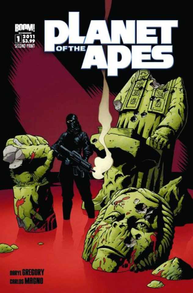 Planet of the Apes #1 (2nd Printing)
