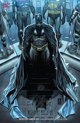 Detective Comics #983 (Variant Cover)